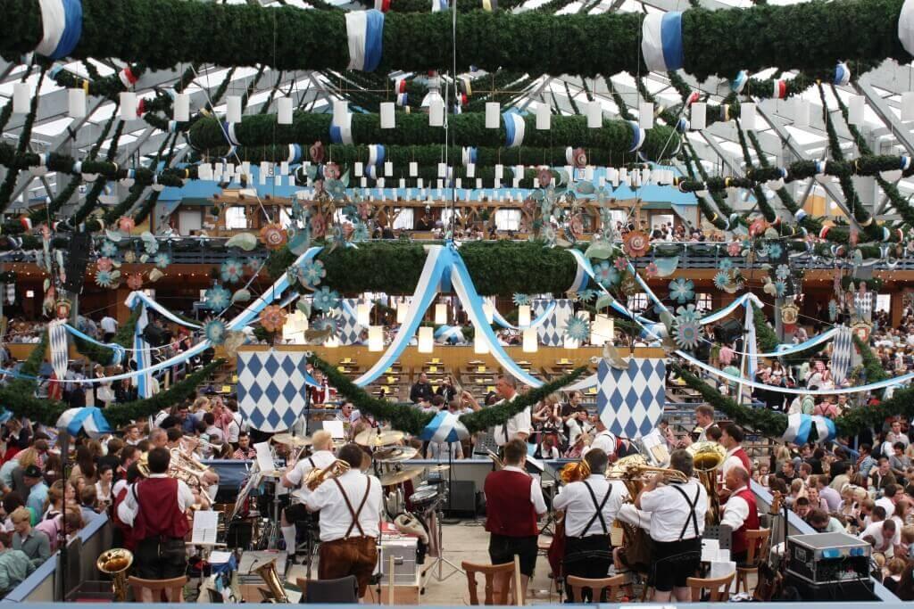 datum oktoberfest münchen