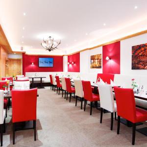 4 sterrenhotel München - ontbijtzaal