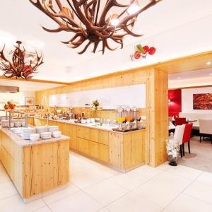 4 sterrenhotel München - ontbijt