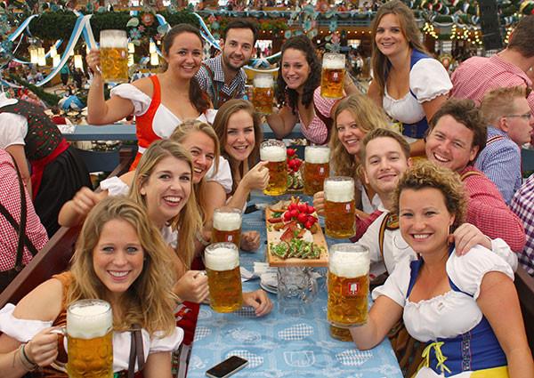 Oktoberfest in München | Hoe verloopt Oktoberfesten en wat