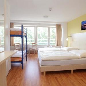 Hostel München 1 - 4 persoonskamer