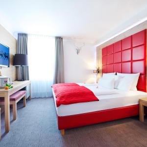 4 sterrenhotel München - luxe badkamer