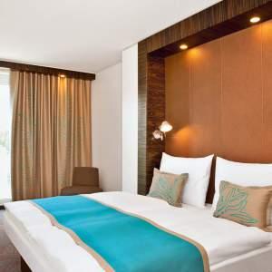 Hotel in het centrum van Munchen - 2 persoonsbed