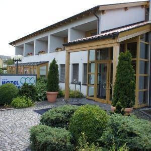 3 sterrenhotel nabij Munchen - entree