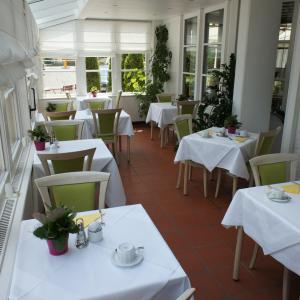 Familiehotel nabij Munchen - ontbijtzaal
